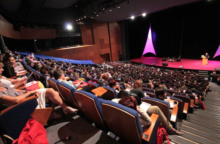 Congrès européen toucher massage 2016
