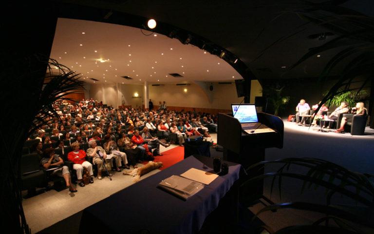 Congrès européen du Toucher-massage 2010