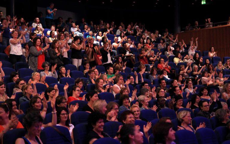 Congrès européen toucher massage 2018